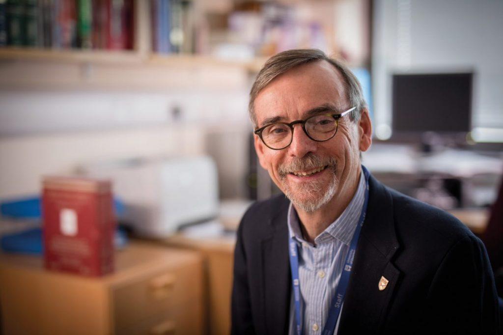 Prof Bob Steele